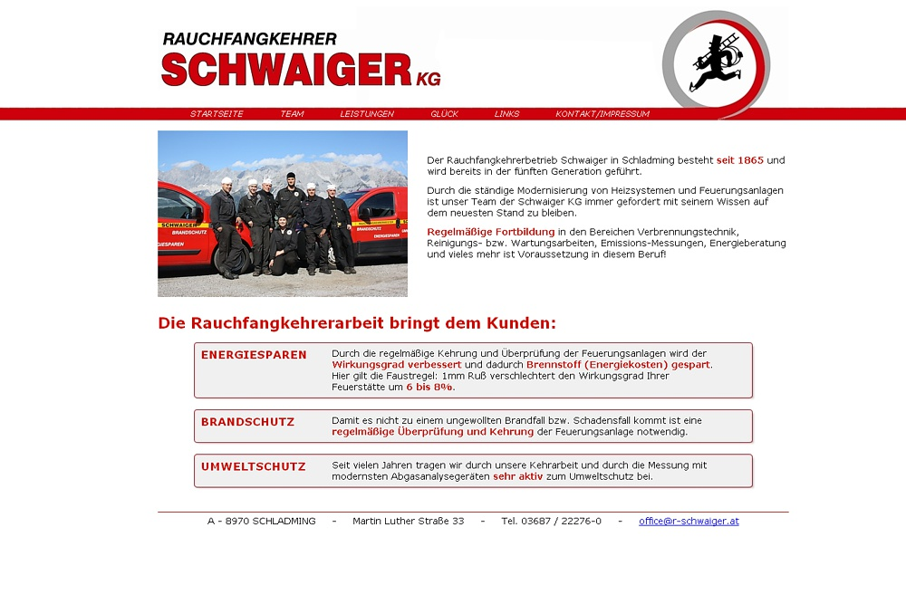 Screenshot r-schwaiger.at