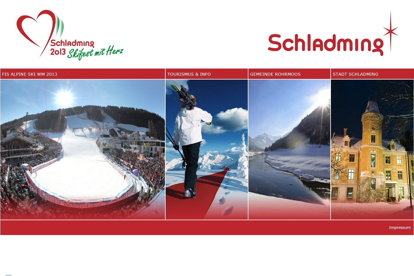 Screenshot schladming.at