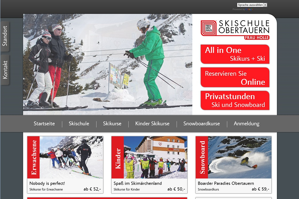 Screenshot skischule-frauholle.at