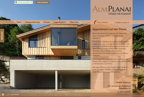 Screenshot alm-planai.at
