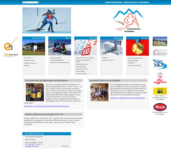 Screenshot skinms-schladming.at