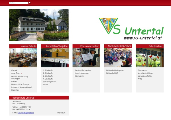 Screenshot vs-untertal.at