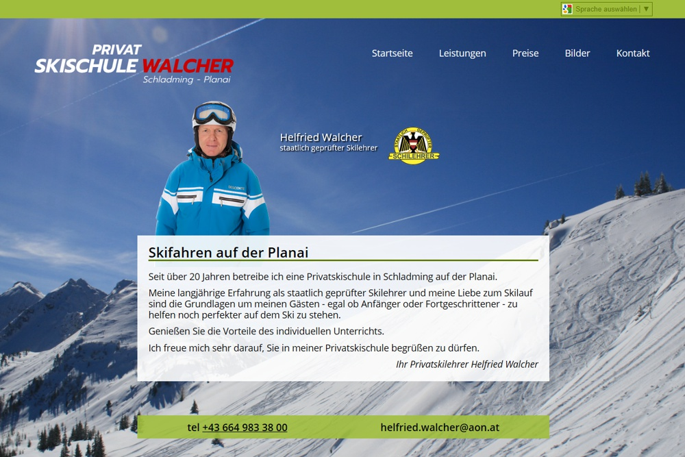 Screenshot privatskischule-schladming.at